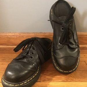 Vintage Dr. Martens 9936 Women's Slip Ons